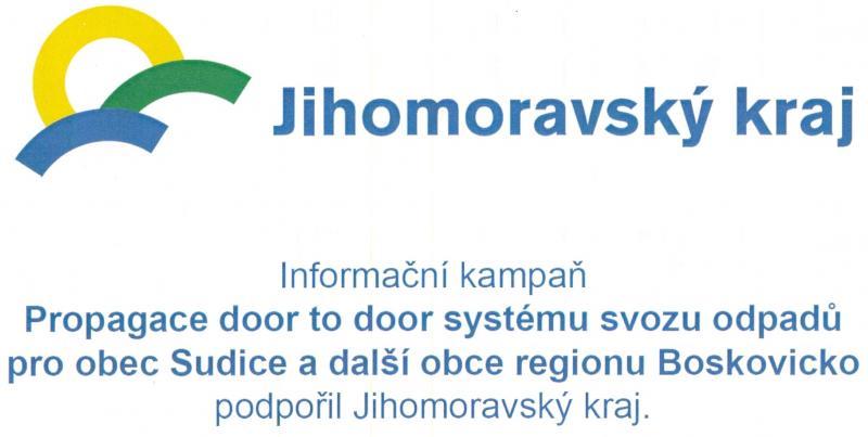Podpora JMK